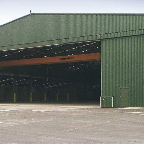 RS 6219 Hangar - Culdrose P6 f - Hangar Brochure