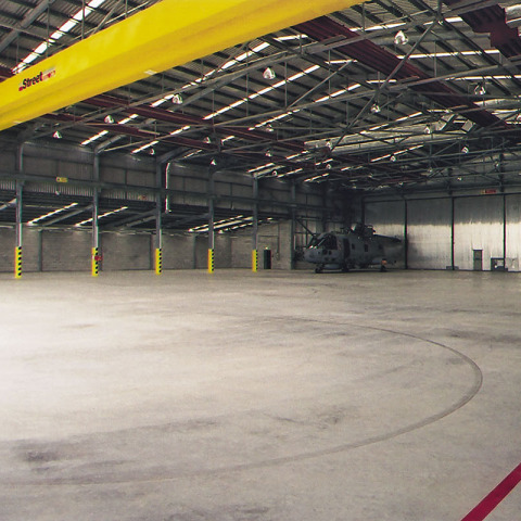 RS 6219 Hangar - Culdrose P6 g - Hangar Brochure
