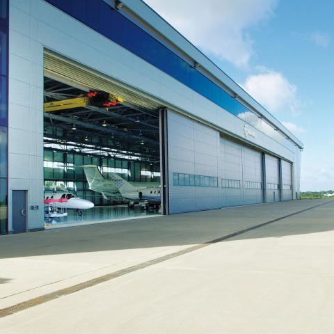 RS 7237 Hangar - REIDsteel_Rizon Hangar 5 - Hangar Brochure